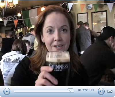 Dublin Pub Video