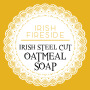 Irish Oatmeal Soap Label