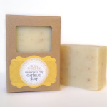 Irish Steel Cut Oatmeal Soap
