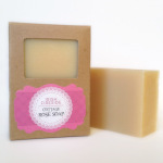 Irish Cottage Rose Soap