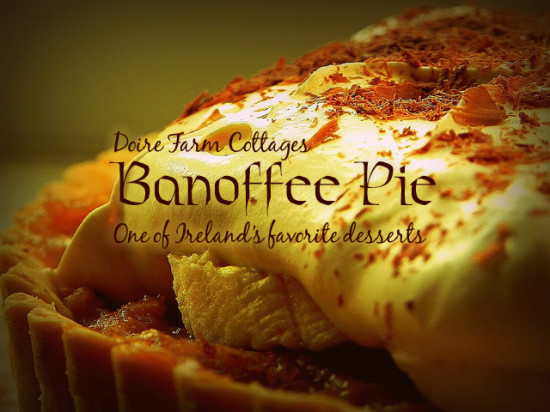 Banofee Pie - photo by Domagwai via Flickr Creative Commons http://www.flickr.com/photos/domogwai/5154292406/