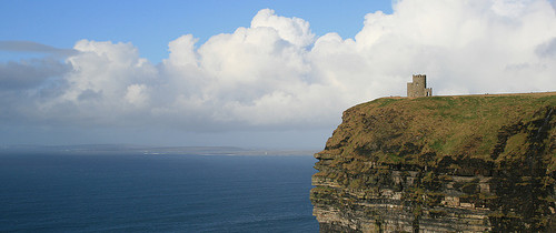 Cliffs of Moher Missing from 7 New Wonders List