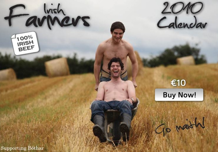 The 2010 Irish Farmers Calendar