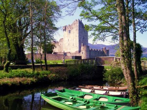 Ross Castle, Killarney © M. Erdvig