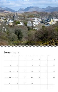 Ireland Towns and Villages Calendar