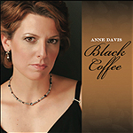 Anne Davis Black Coffee CD