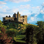 Panoramic Photo of the Rock of Cashel