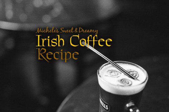 Irish coffee - photo by Chris Blakeley via Flickr Create Commons http://www.flickr.com/photos/csb13/2339516416/
