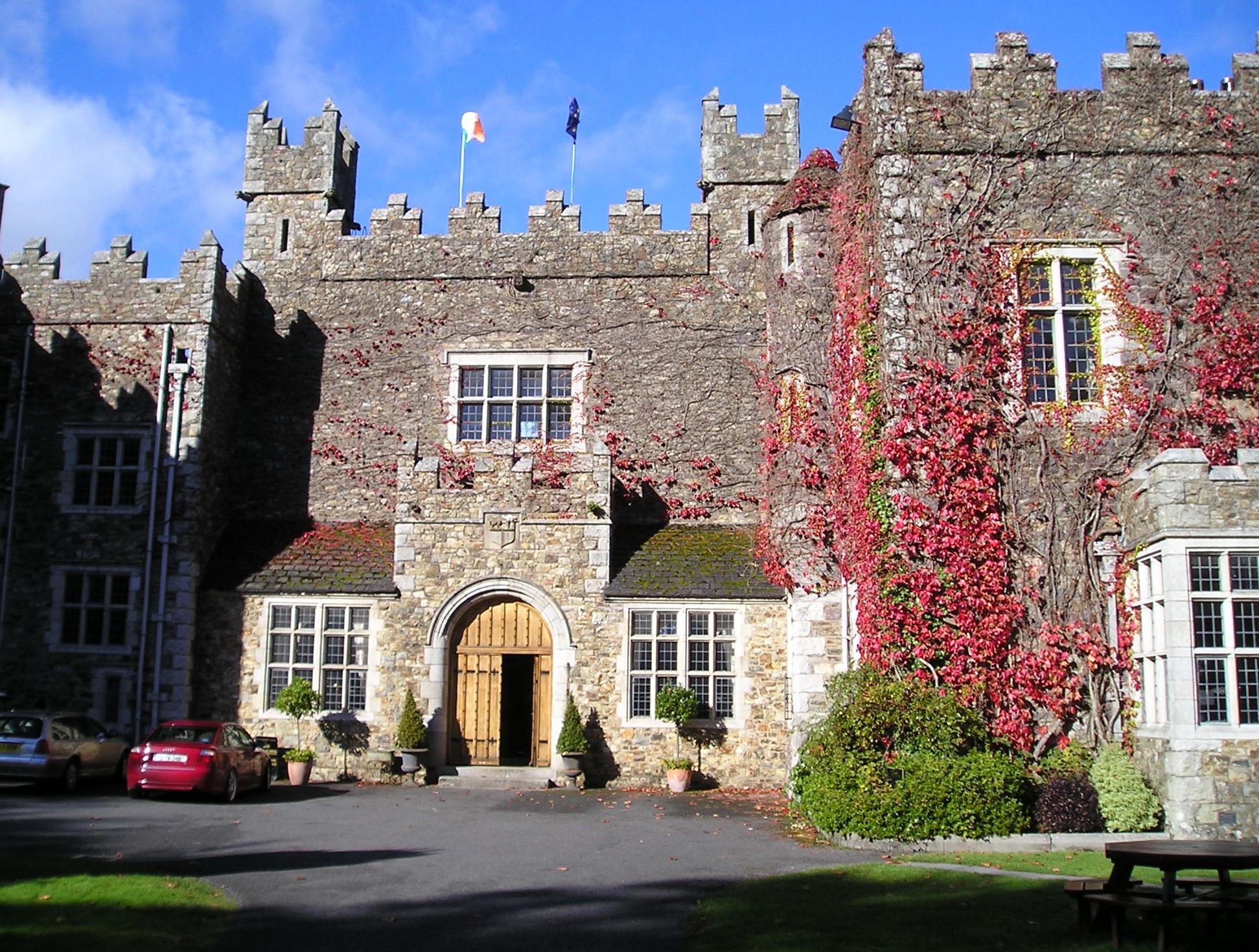 Http Irishfireside 2010 01 19 Irelands Real Castle Hotels