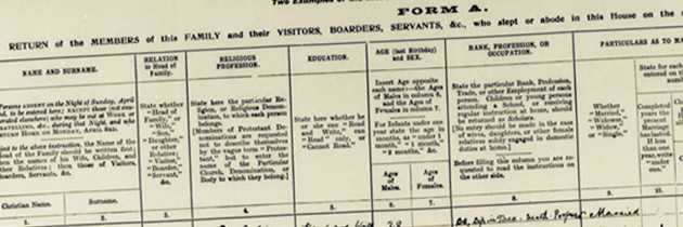 1901 Census of Ireland Now Online