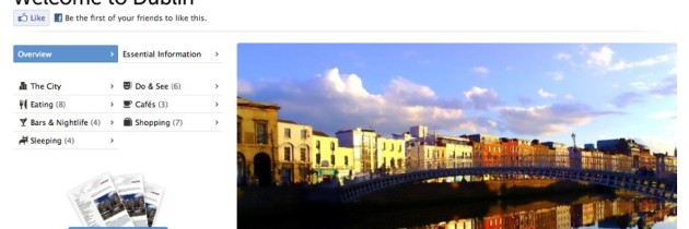 Free Downloadable Guides for Irish Towns & Cities
