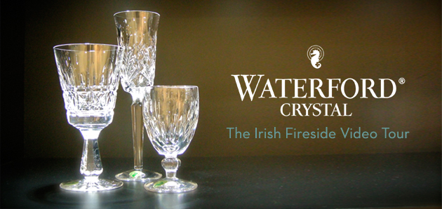106 Touring The New Waterford Crystal Factory Video