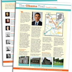 The Story of Barack Obama's Irish Roots