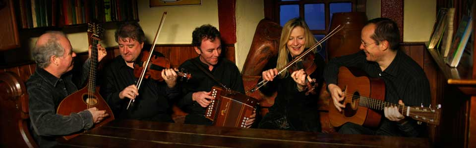 An Irish Music Session with Altan