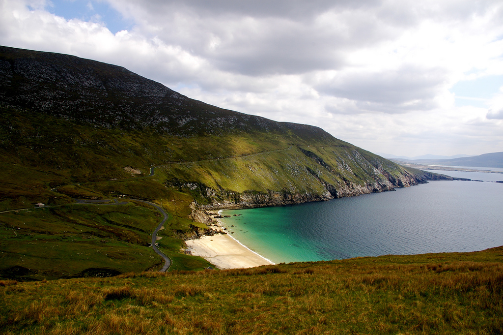 Keem Bay, County Mayo, Ireland