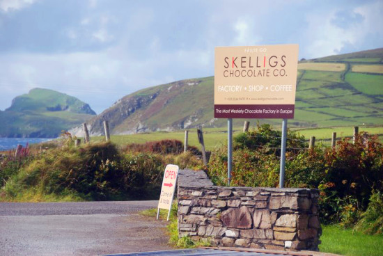 Skellig Chocolate Company, Ireland