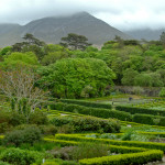The Garden at Kylemore Abbey.