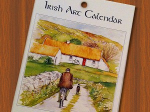 Irish Art Calendar