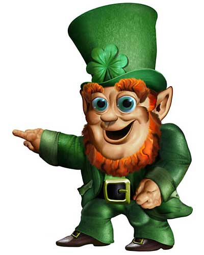poetry folklore irish leprechauns