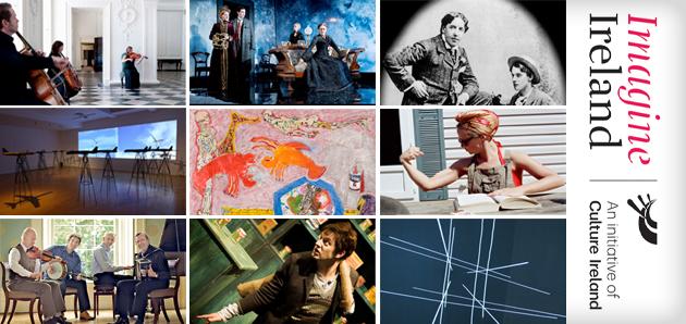 Imagine Ireland: Irish culture, art, theater and music