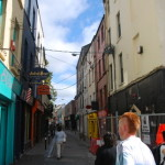 Street in Cork City, County Cork