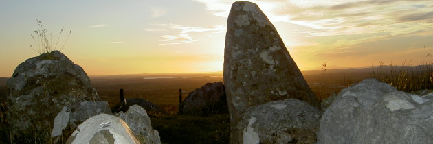 Artist's Eye: Loughcrew and the Summer Solstice in Ireland