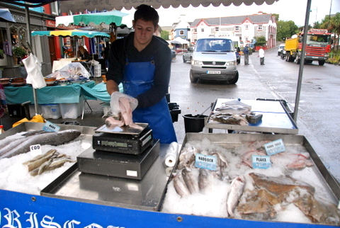 Fish Market in Kenmare