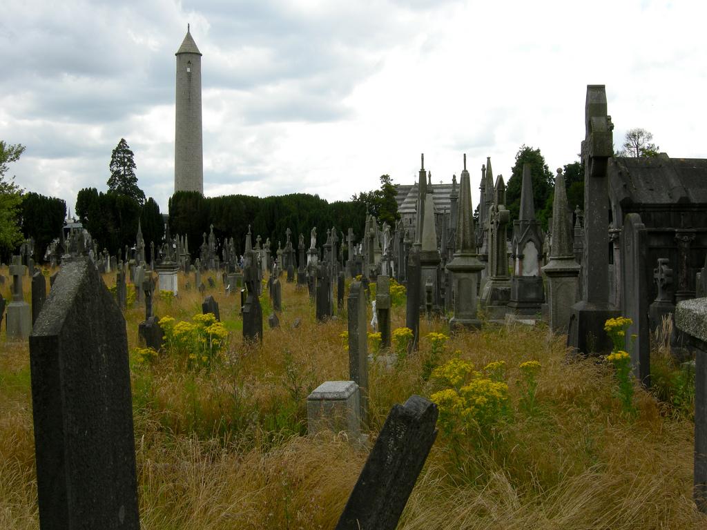 Glasnevin Cemetery Dublin