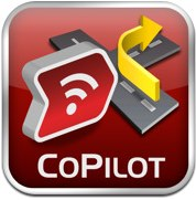 CoPilot Live Ireland & UK GPS iPhone App