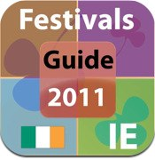 Festivals Guide 2011 IE Ireland iPhone App