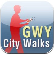 Galway Walking Tour App for iPhone