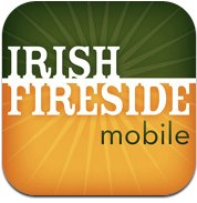 irish Fireside mobile iphone app