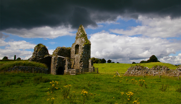 Athassel Priory, County Tipperary, Ireland