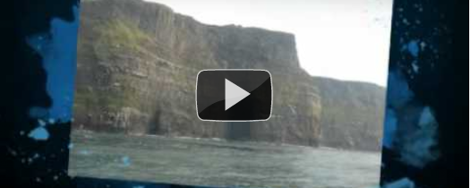 Scenes from a Cliffs of Moher Boat Tour