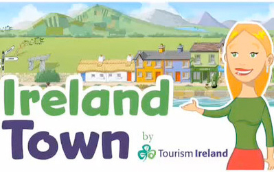 IrelandTown the new Facebook Game from Tourism Ireland