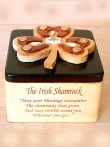 Shamrock Box