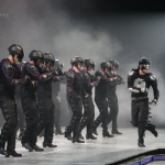 Lord of the Dance 3D - Are those the Power Rangers?