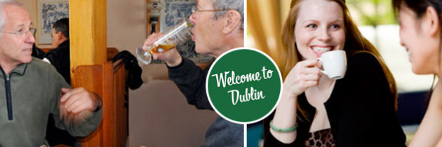 Dublin to Welcome Visitors by Offering a Free Pint with a Local