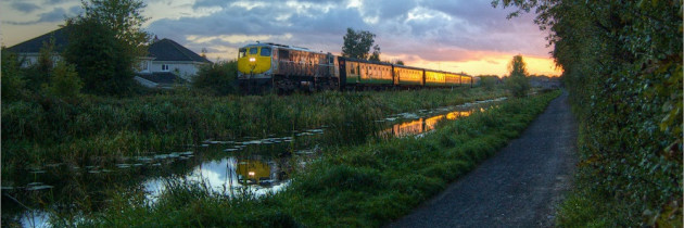 Q & A: Train Travel in Ireland