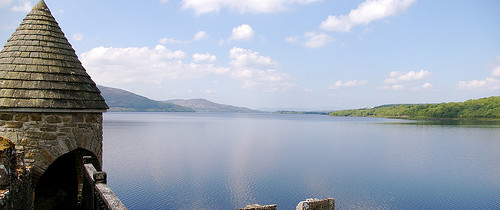 Parkes Castle and Lough Gill