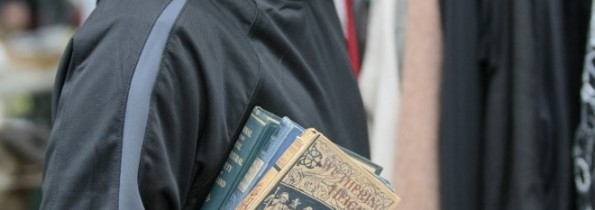 What a Find! Tourist Discovers Rare Book at Limerick Milk Market