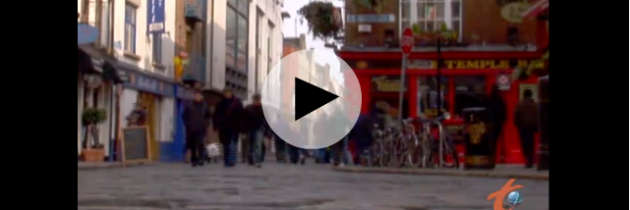 Travel Channel Takes Us to Temple Bar for Traditional Irish Music