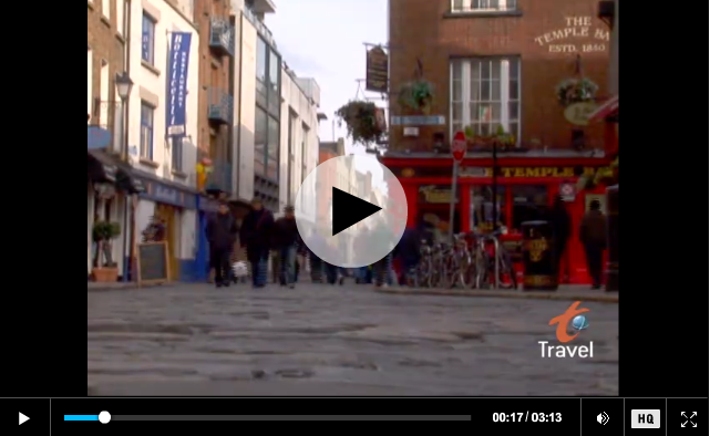 temple bar video clip