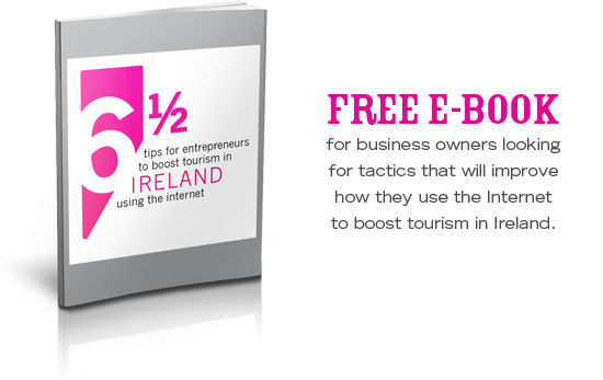 6 1/2 Tips for Entrepreneurs to Boost Tourism in Ireland book cover