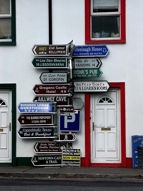 Ireland - County Clare - Ballyvaughan