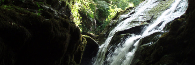 My Super Secret Waterfall in County Tipperary Ireland