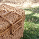 Picnic basket in Ireland
