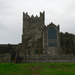 Tintern Abbey in County Wexford, Ireland