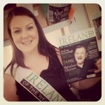 Naimh from Ireland of the Welcomes Magazine