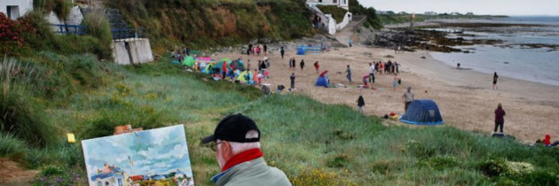 Art in The Open: Plein Air Painting Festival in Wexford, Ireland
